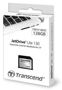 TranscendのJetDrive Lite