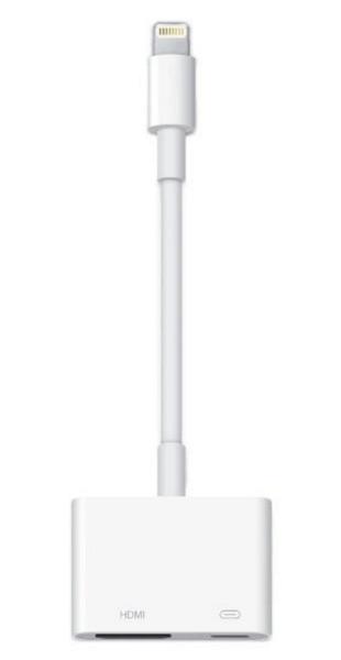 Apple Lightning - Digital AVアダプタ MD826AM/A