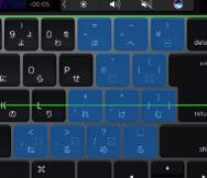 JISキーボードの記号キー